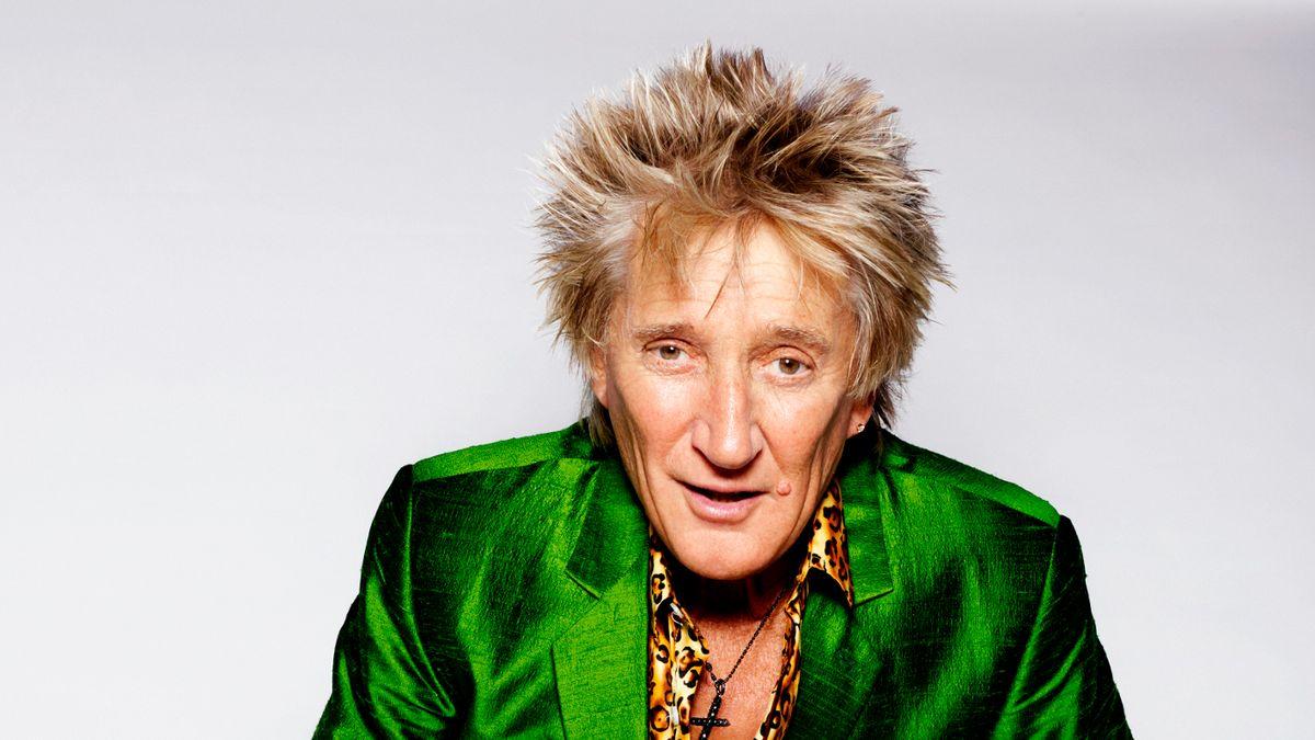 A Rod Stewart le encantaría una 'biopic' como la de Freddie Mercury y Elton John