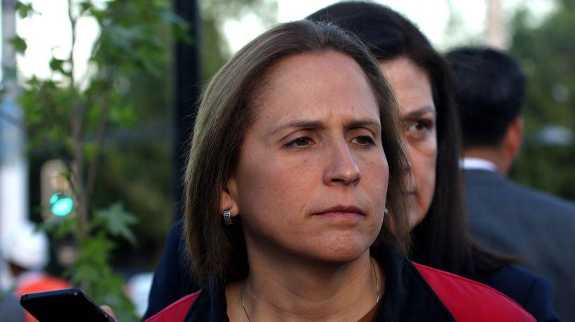 """Alcaldesa de Peñalolén y reuniones en La Moneda: """"Son como el muro de los lamentos. Uno va, pero no sabe si va a recibir una solución"""""""