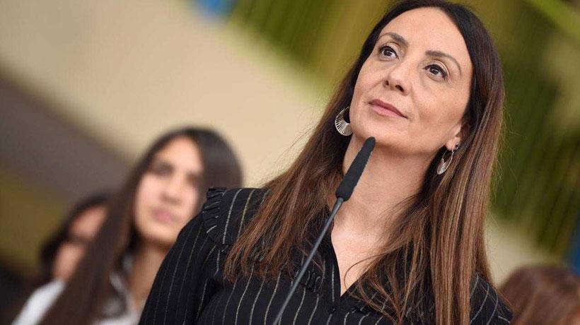 """La ministra Cecilia Pérez nos habló del plan """"Entrena en Casa"""" y del retorno de la actividad deportiva en Chile"""