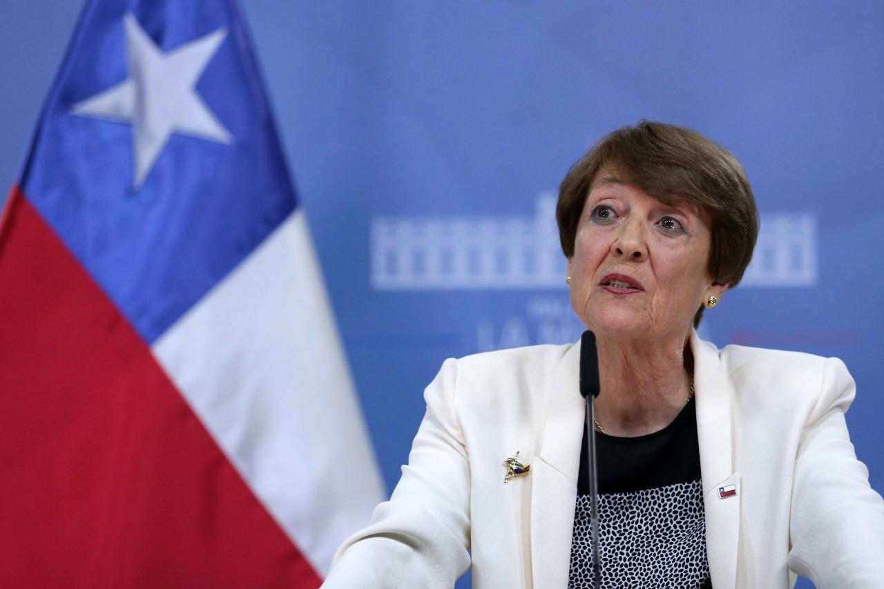 """Ministra Consuelo Valdés: """"Ocupamos la tecnología para llevar adelante el Día del Patrimonio"""""""