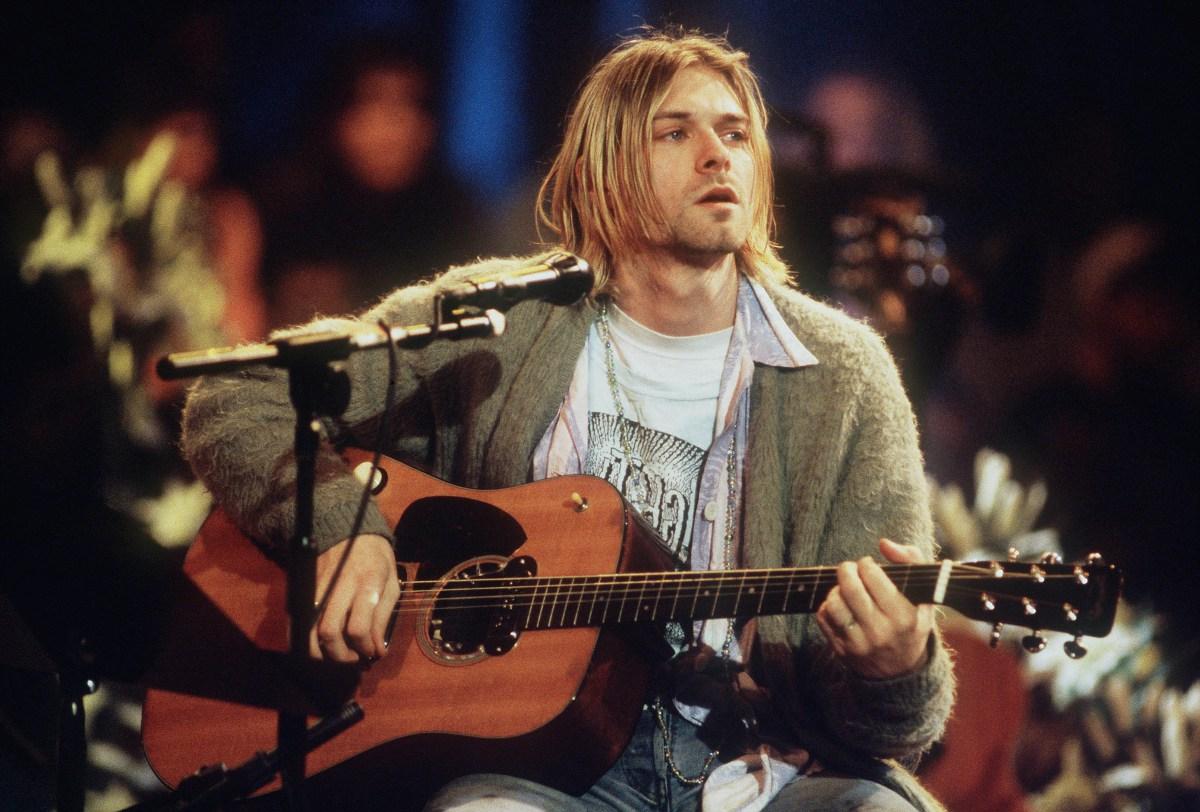 La historia de la guitarra de Kurt Cobain que cuesta un millón de dólares