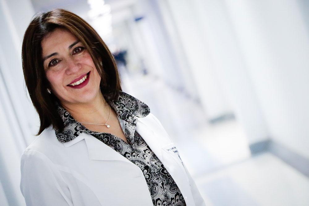 """Presidenta de la Sociedad de Enfermedades Respiratorias: """"Los virus han bajado y lejos lo que predomina es el coronavirus."""""""