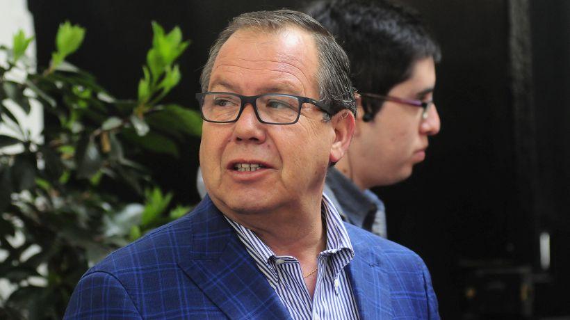 """Alcalde Delpín afirma que se han sentido """"dejados de lado"""" por La Moneda en la lucha contra el coronavirus"""