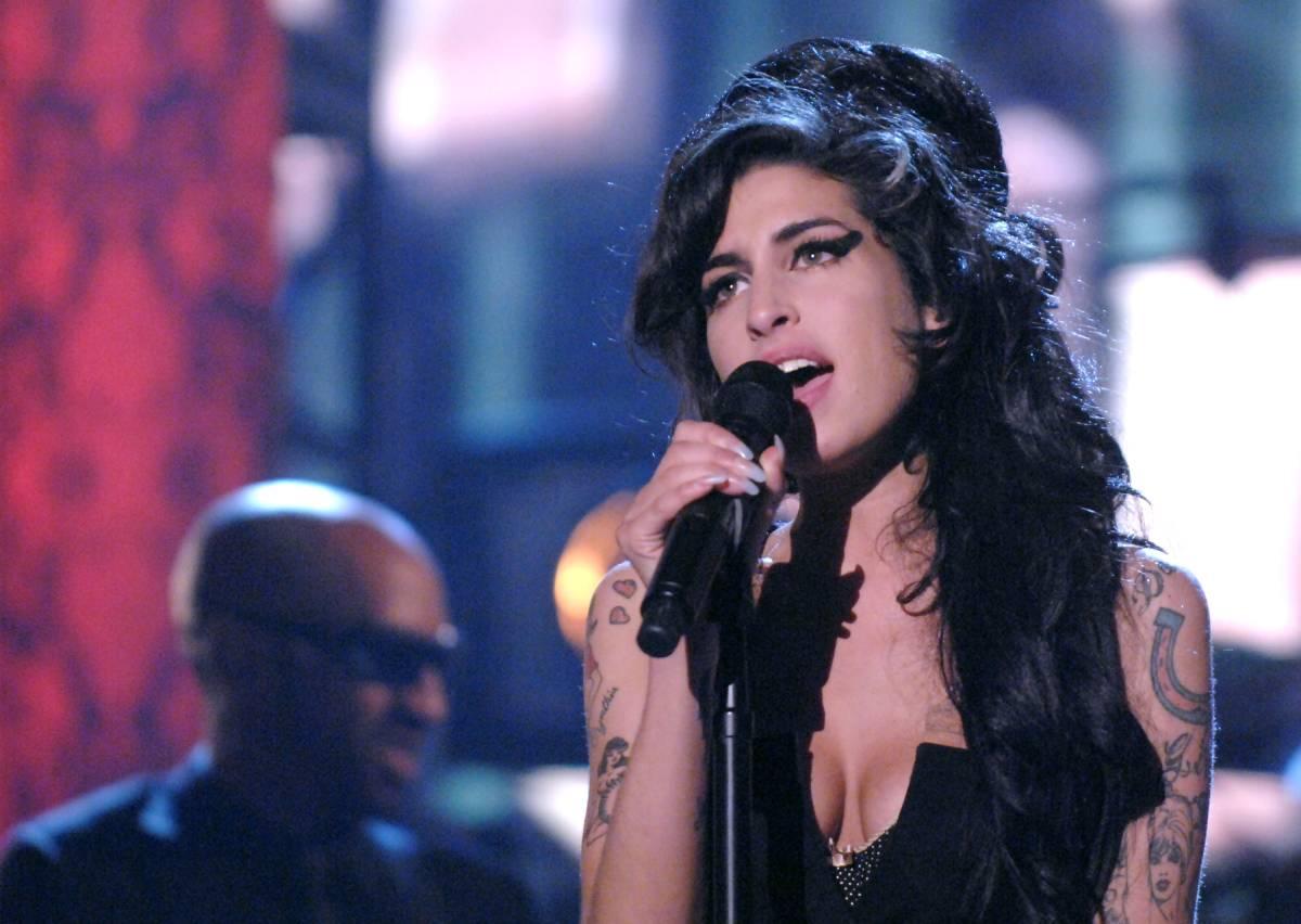 La película de Amy Winehouse llegará antes de dos años