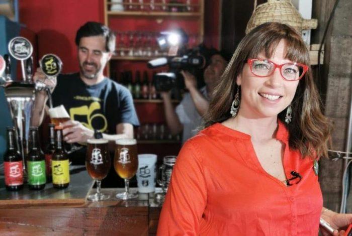 """¿Con ganas de refrescarte? Francisca Pacheco nos contó sobre su emprendimiento """"Cerveza más 56"""""""