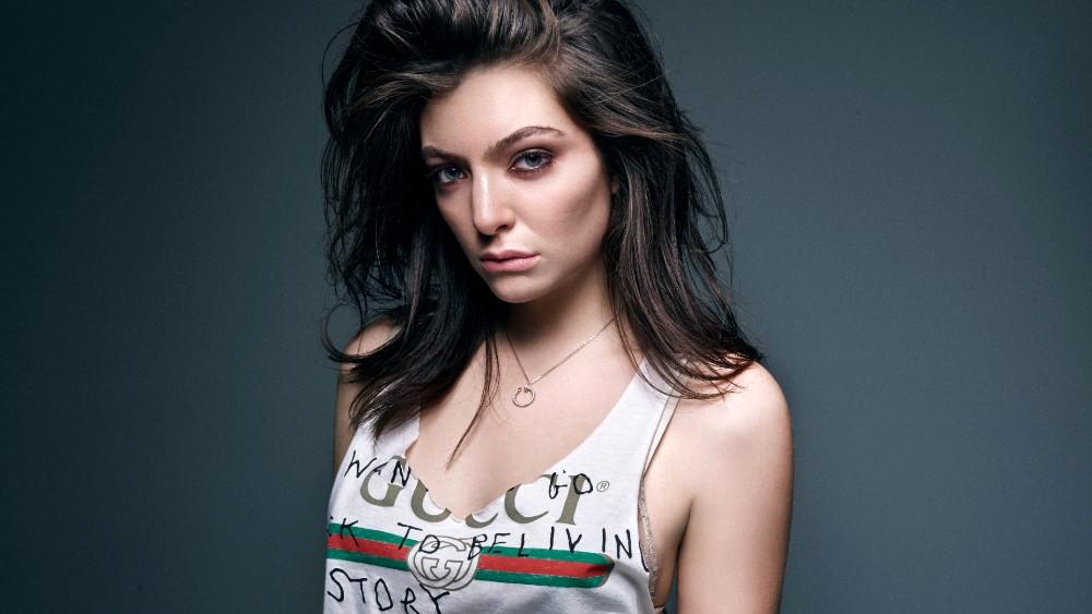 Lorde: emocionada por su nueva música