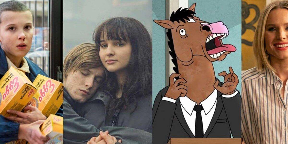 Las 50 mejores series en Netflix según The New York Times