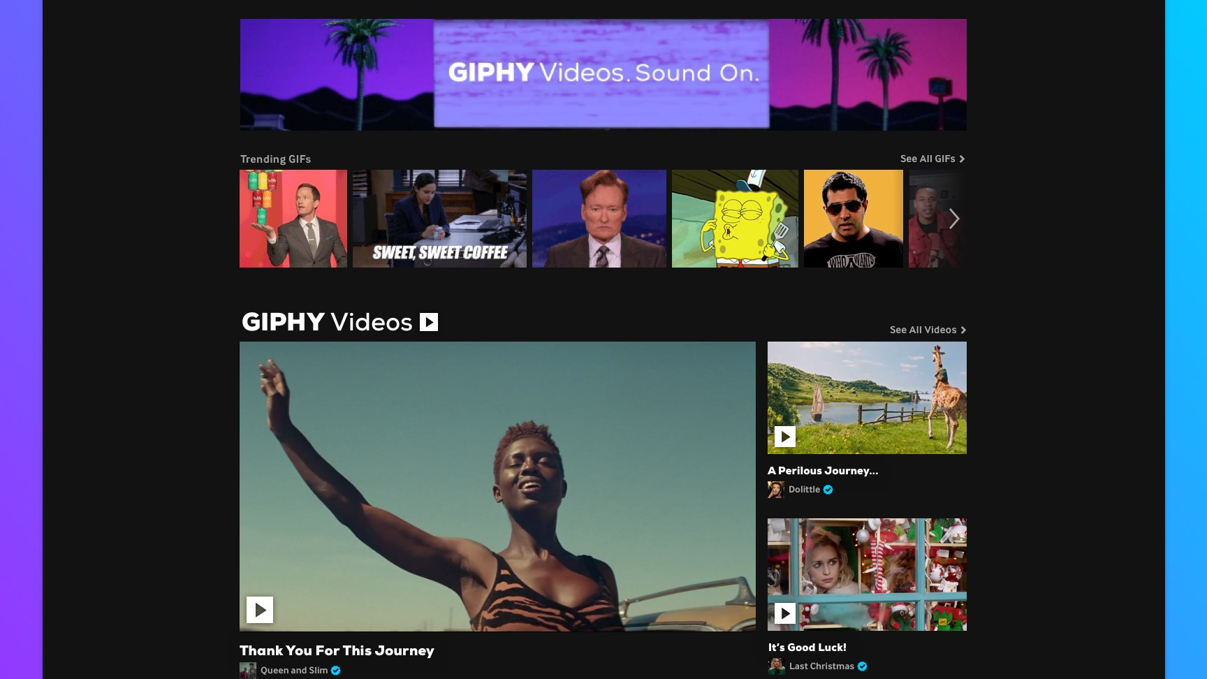Facebook compra Giphy, la querida plataforma de imágenes animadas