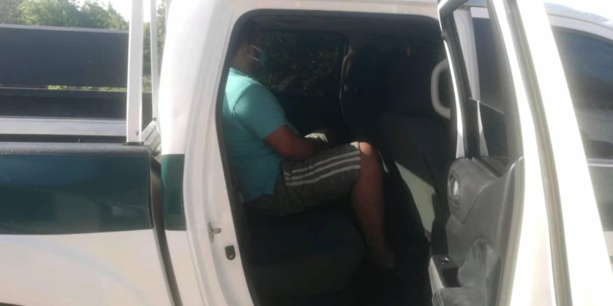 Castigo ejemplar: Alcalde envió a prisión a su hijo por saltarse el toque de queda