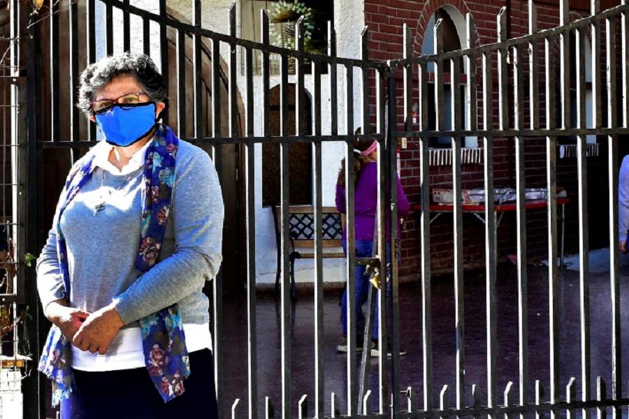 """Hermana Nelly León desde la Cárcel de Mujeres: """"Las reclusas saben que son la última prioridad en la pandemia"""""""