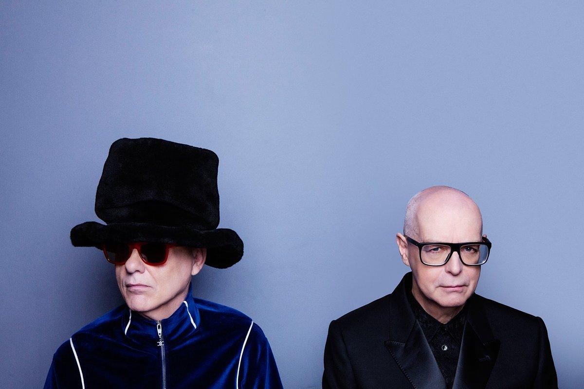 """Escucha la nueva versión de """"West End Girls"""" que Pet Shop Boys estrenó este fin de semana"""