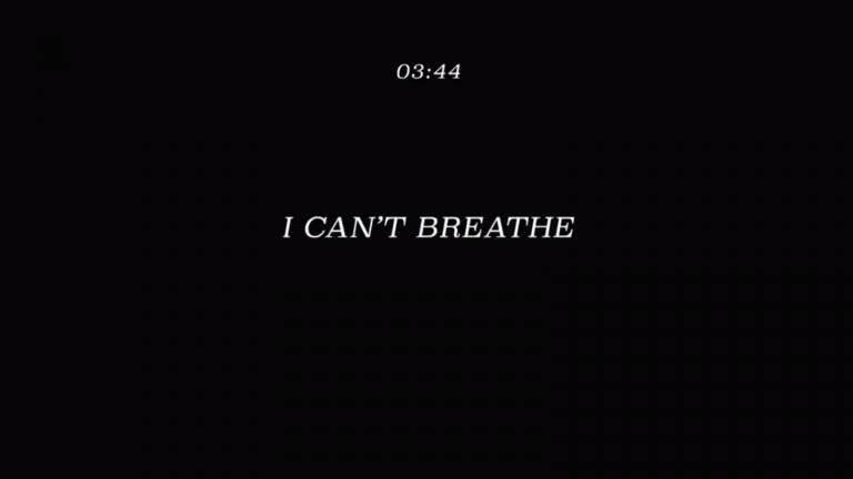 """""""I can't Breathe"""": La impactante campaña de MTV por la muerte de George Floyd"""