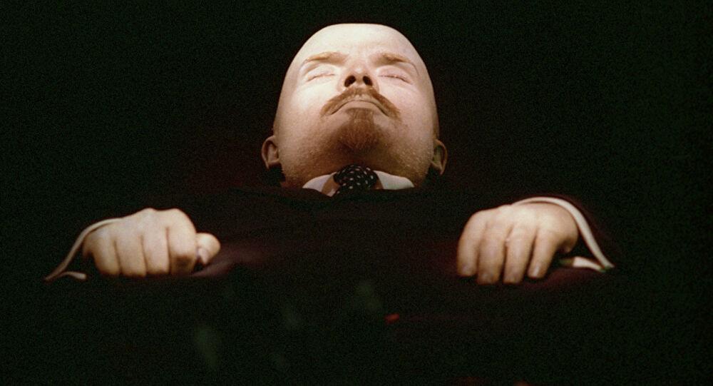 En Rusia proponen vender el cuerpo de Lenin para generar recursos contra el coronavirus