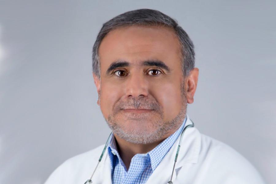 """Doctor Sebastián Ugarte: """"Ya no hay espacio físico para más camas, ventiladores ni para personal, todo tiene un límite"""""""
