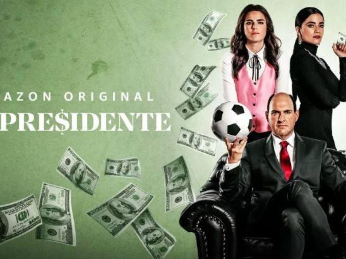 """La crítica Michelle Martínez comenta la esperada serie """"El Presidente"""" disponible desde hoy en Amazon"""