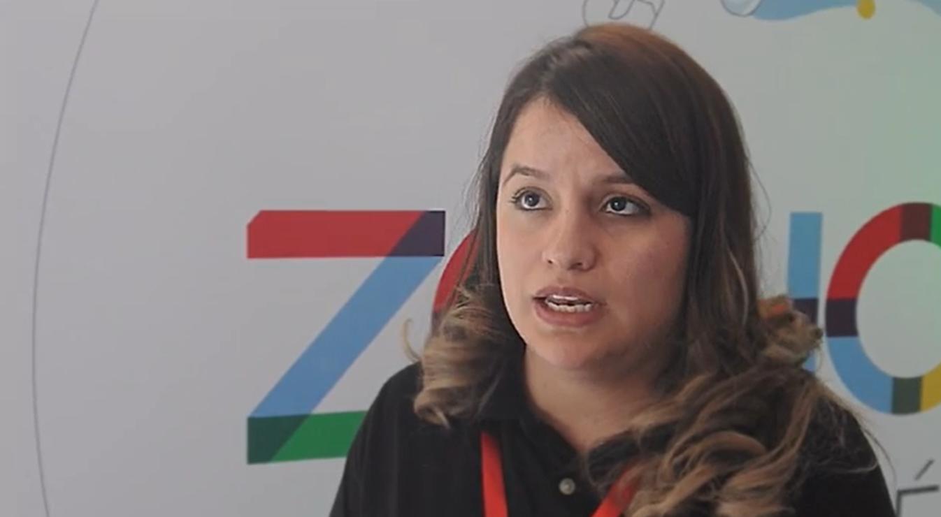 """Carla García de Zoho: """"Lo importante es que las empresas entiendan que deben adaptarse a la tecnología"""""""