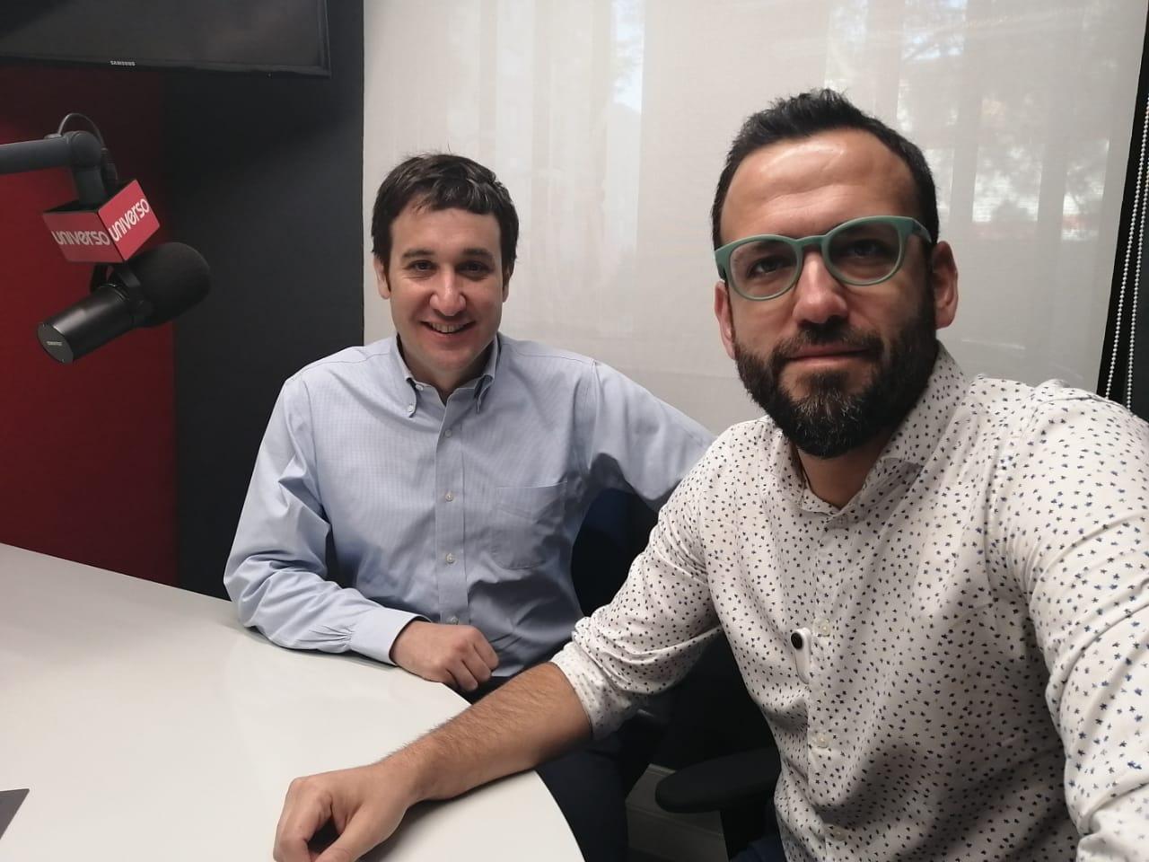 Diputados Vidal (RD) y Ramírez (UDI) valoran diálogo entre el gobierno y la oposición