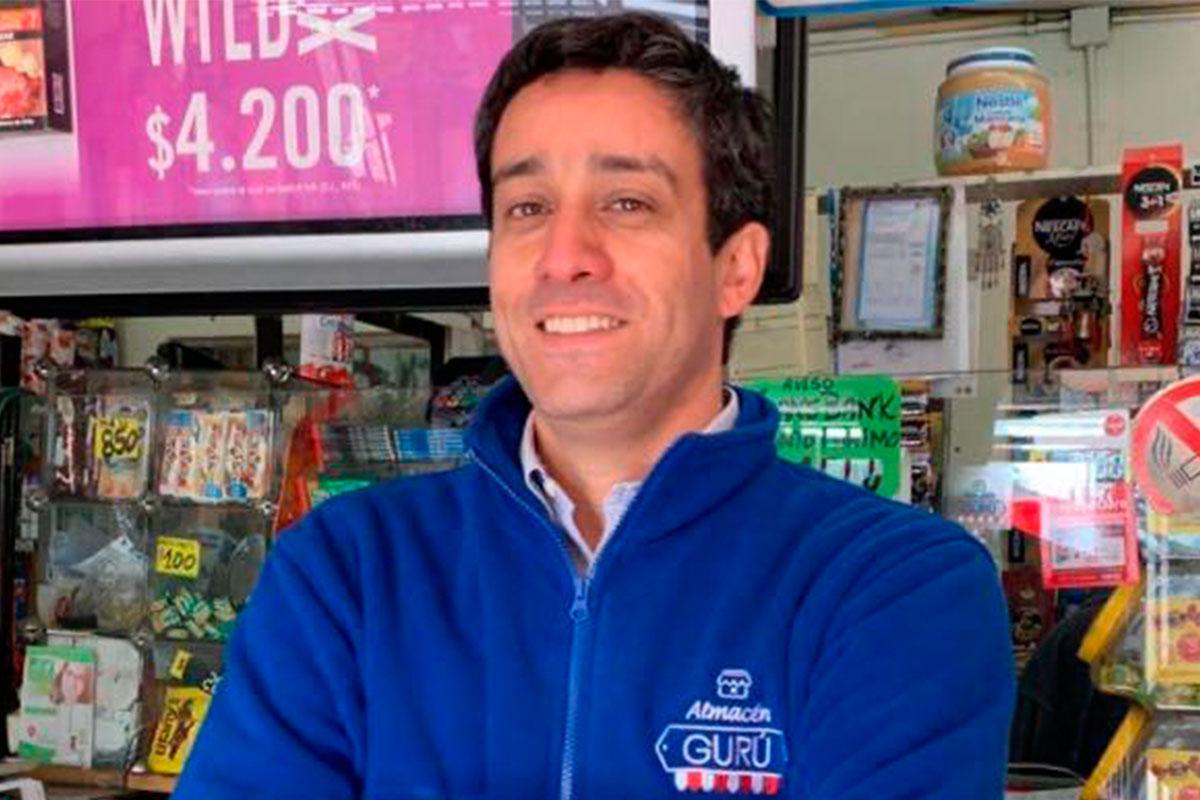Carlos Uhlmann nos habló de Almacén Gurú: La app que ayuda a los almaceneros a comprar online