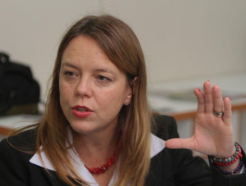 """Senadora Von Baer por parlamentarios UDI que votaron a favor de retiro del 10%: """"Deben ir al tribunal supremo"""""""