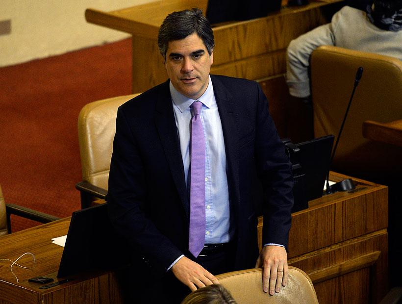 """Fuenzalida tras ataque a familia del diputado Diego Paulsen: En la Macrozona Sur está instalado un """"narcoestado"""""""