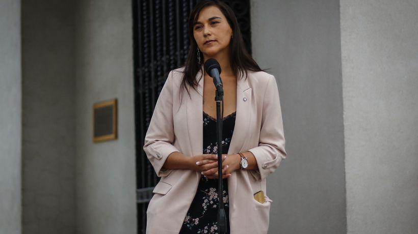 """Izkia Siches por desconfinamientos: """"Nos sorprende la medida"""""""