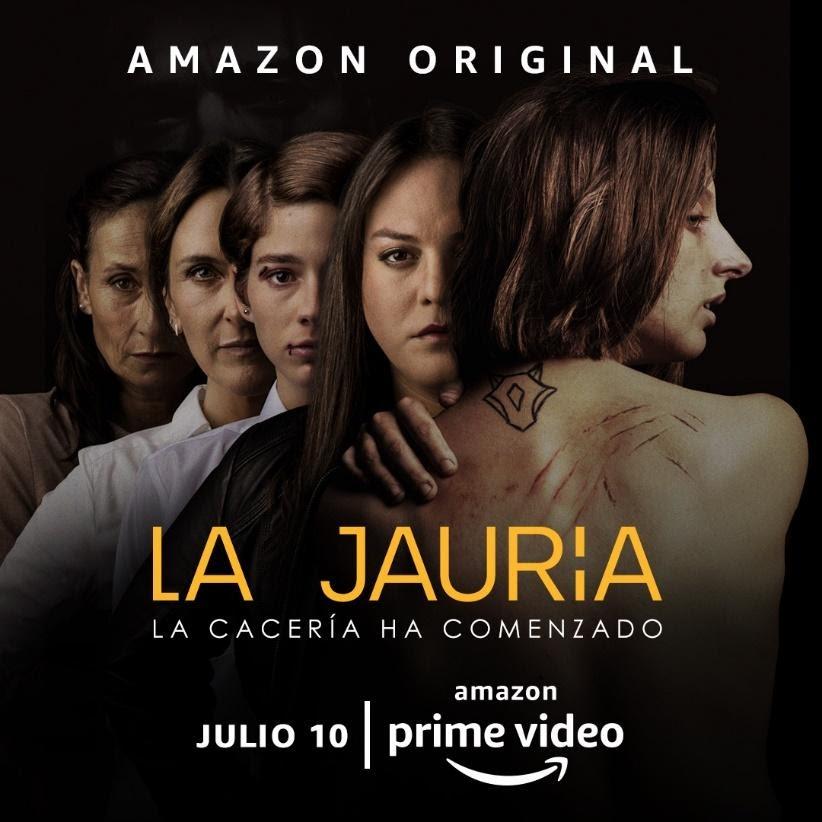 """""""La Jauría"""": La primera serie chilena producida internacionalmente ya está disponible en Amazon Prime"""