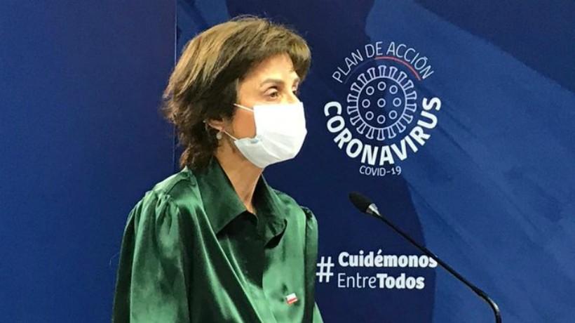 Paula Daza confirma que los test de saliva comenzarían a realizarse de forma masiva en agosto