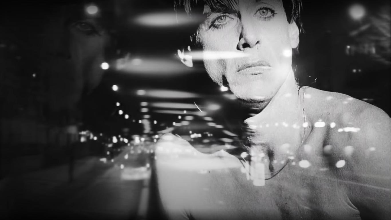 """Después de 43 años, """"The passenger"""" de Iggy Pop tiene video clip"""