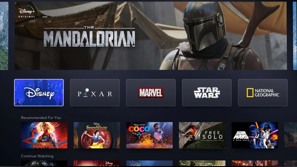 Disney Plus ya tiene fecha de estreno en Chile