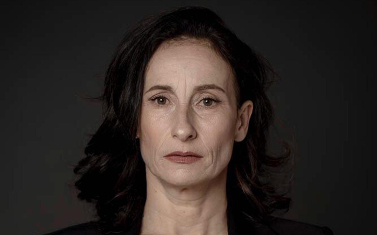 """Amparo Noguera nos habló de su obra online """"La Voz Humana"""": """"Gente que nunca había visto teatro ahora lo está viendo por Zoom"""""""