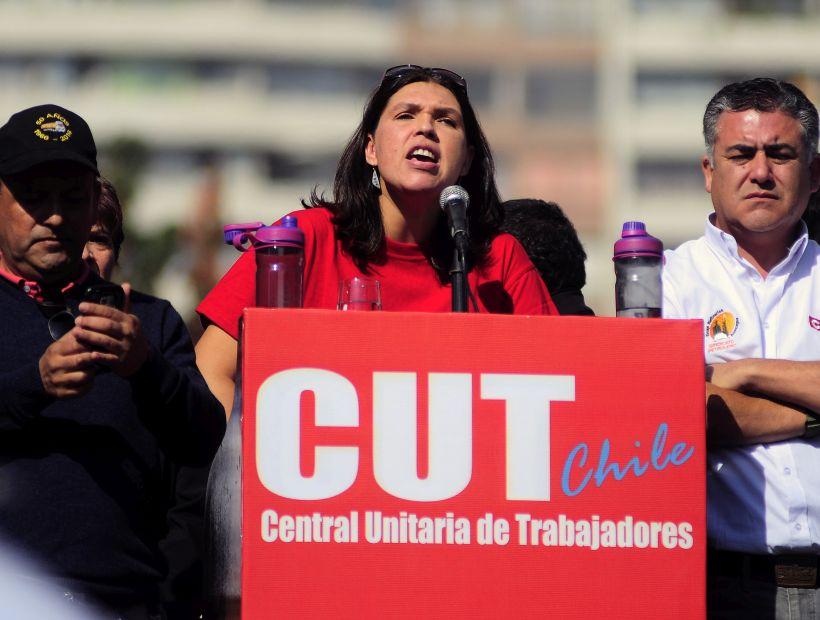 """Barbara Figueroa por """"Paso a paso laboral"""": """"Nosotros no fuimos consultados de las medidas que el gobierno anunció"""""""