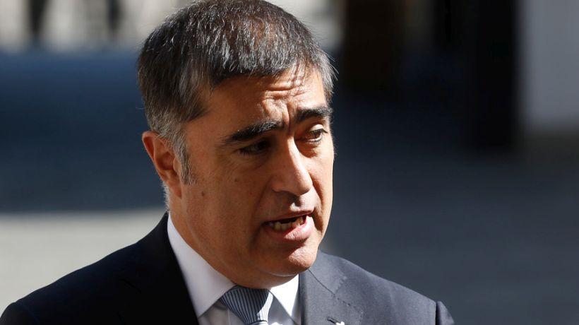 """Ministro Desbordes por violencia en La Araucanía: Si son atacados, """"los militares se van a defender"""""""
