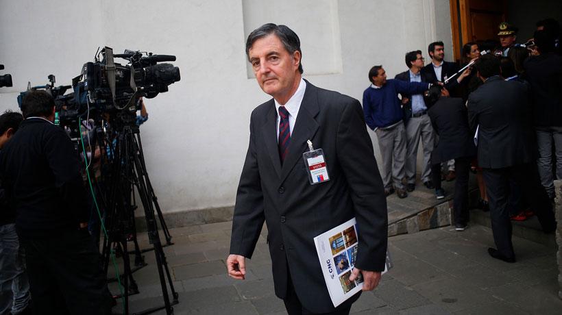 """Presidente de la CNC por fiscalización con prensa: """"Puede oler a montaje el que vaya una autoridad con los medios"""""""