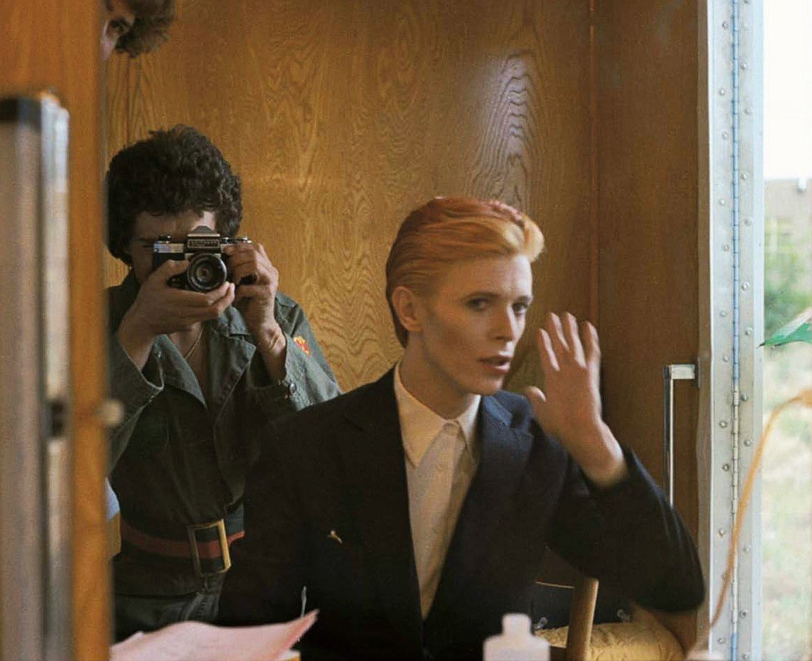 """""""Young Americans"""" de David Bowie se re-edita en vinilo dorado"""