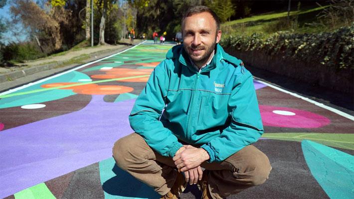 """Martín Andrade y las novedades de Parquemet: """"Tenemos muchos parques en ejecución que se sumarán a la red de parques urbanos"""""""