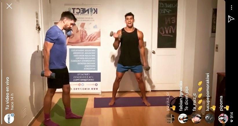 Ignacio Roco nos habló de Kinect Pro y de los beneficios de hacer actividad física durante el confinamiento