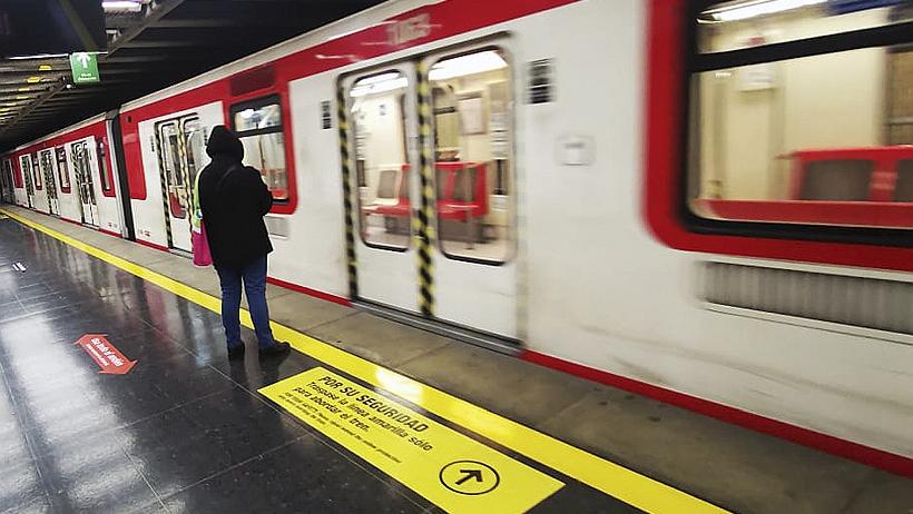 Presidente de Metro destaca que están a dos estaciones de tener la red 100% operativa