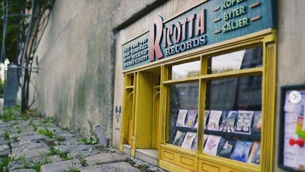 Cultura para todos: Abren una tienda de discos para ratones en Suecia
