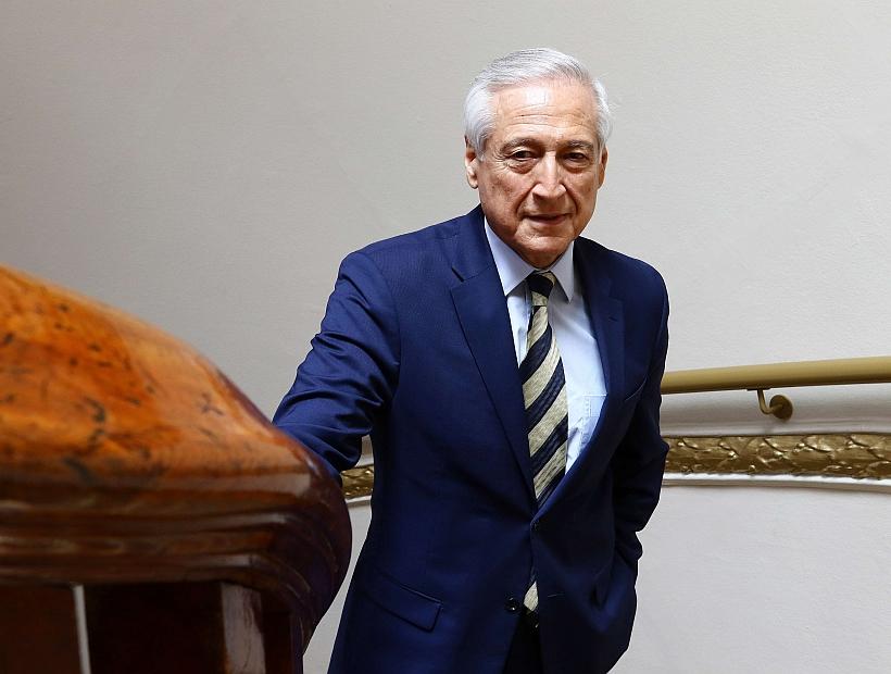 """Heraldo Muñoz por Acusación Constitucional contra ministro Pérez: """"Se está evaluando desde el punto de vista jurídico"""""""