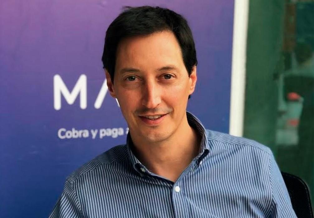 """Ignacio Larraín, gerente general de la cuenta virtual MACH: """"Nacimos con el objetivo de democratizar los servicios financieros"""""""