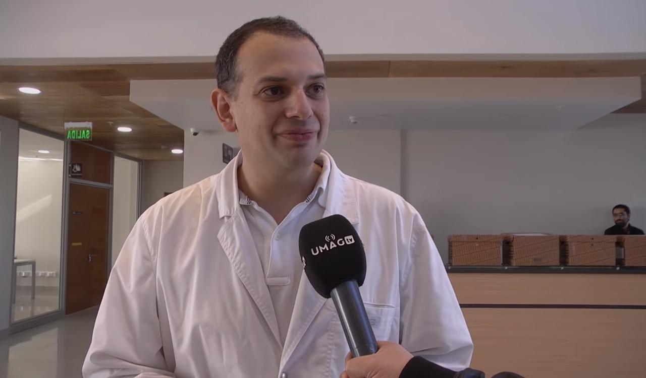 """Dr. Marcelo Navarrete y cepa COVID-19 en Magallanes: """"Los cambios de proteína pueden alterar la transmisibilidad"""""""