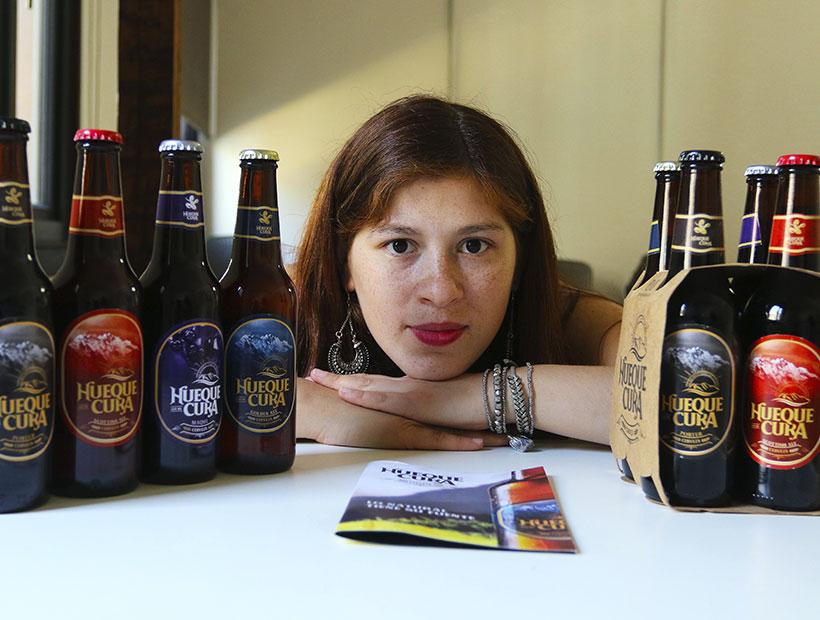 """Alejandra Ortiz nos contó la historia de la cervecería Huequecura: """"Buscamos darle a la cerveza una identidad cultural"""""""