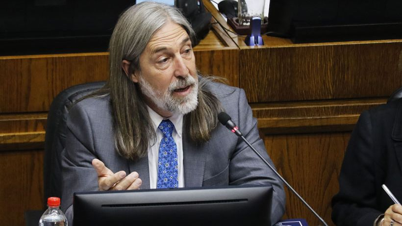 """Letelier dice que salida de Briones frenó avance de proyecto de pensiones: """"provocó un retroceso brutal volvimos a fojas cero"""""""