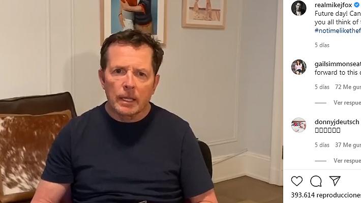 Michael J. Fox anunció su segundo retiro de la actuación debido al Parkinson