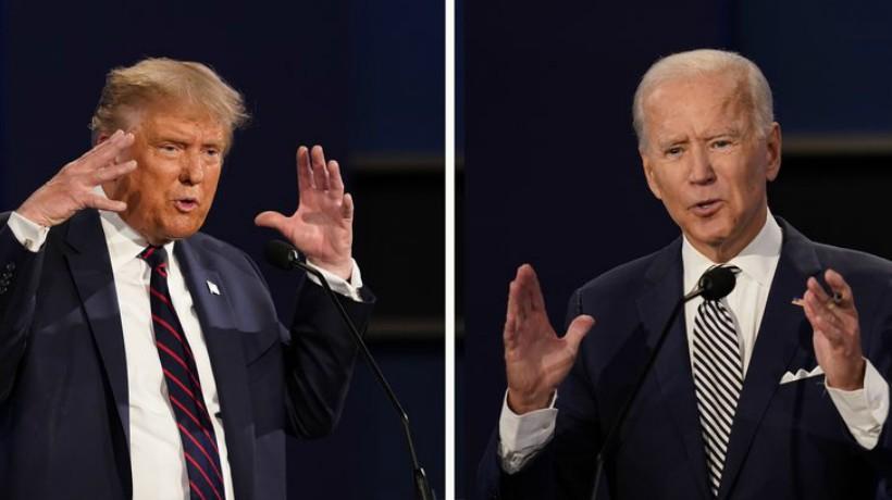 Con el periodista Felipe Herrera conversamos cómo se vive la elección presidencial en Estados Unidos