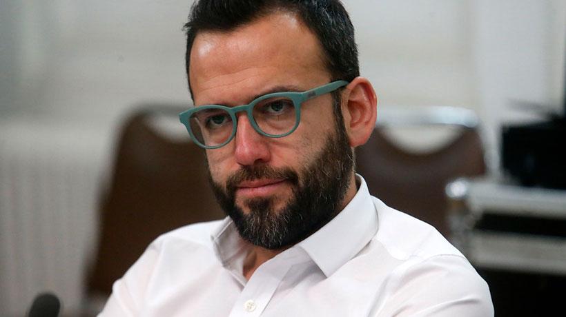 """Pablo Vidal por nuevas renuncias a RD: """"no me extrañaría que ocurrieran si el partido no se da los debates que merece"""""""
