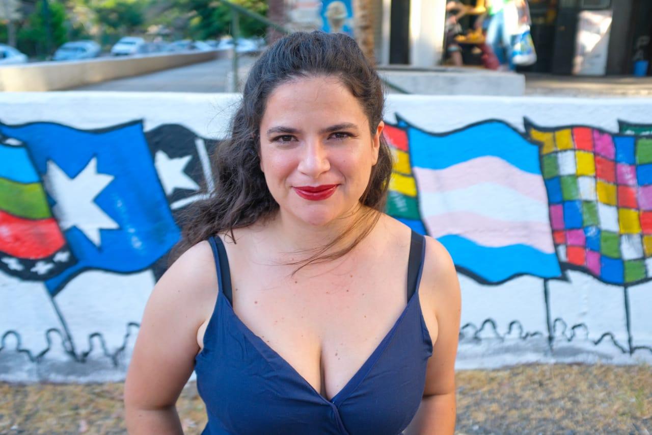 """Antonia Orellana, candidata feminista por el distrito 10: """"Queremos superar la diferencia abismal que hay entre la política y la calle"""""""