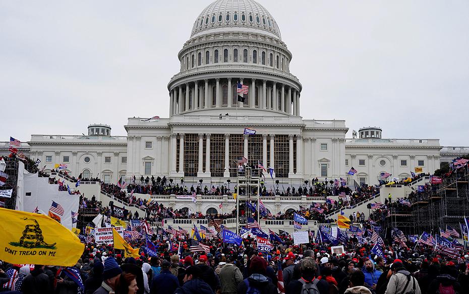 Abordamos la situación política de EE.UU con  Gilberto Aranda y Mauricio Campusano