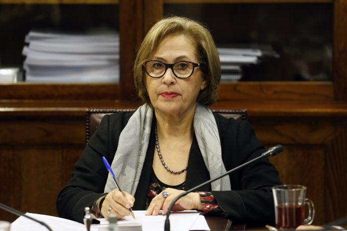 """Adriana Muñoz, Presidenta del Senado """"Los retiros de fondos no son decisiones parlamentarias"""""""