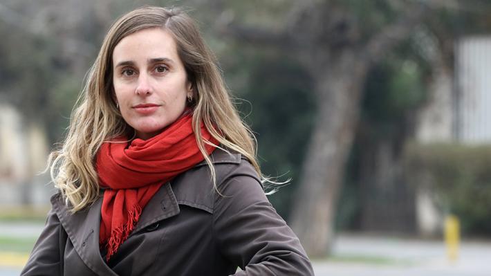 """Elisa Walker por nueva Constitución: """"es una discusión política de cuál es el país que queremos"""""""